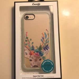 Casetify iPhone 7 case. New in Box